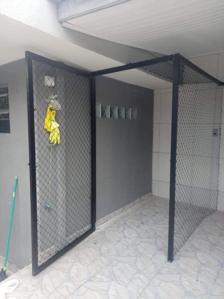 Redes de proteção para Gatos em Cabral